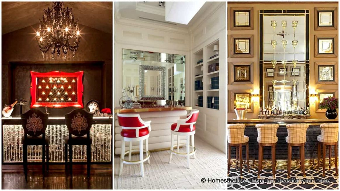 9 Splendid Home Bar Ideas to Match Your Entertaining Style ..