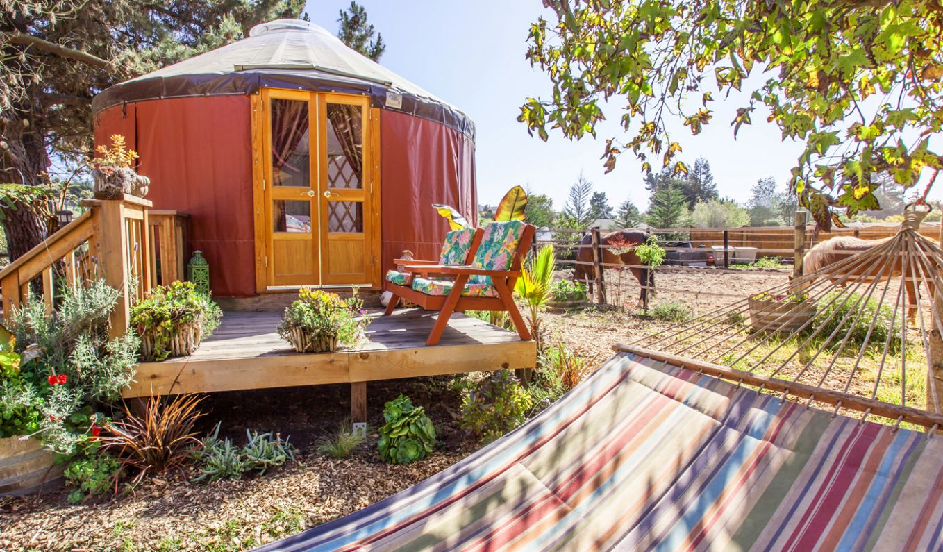 9 Steps to Start Living in a Tiny Home - Pacific Yurts - tiny house yurt