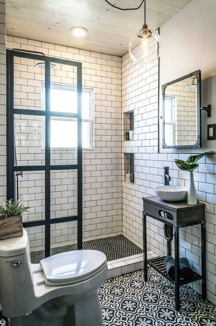 9 Subway Tile Bathroom Ideas That Will Inspire You | Fürdőszobák ...