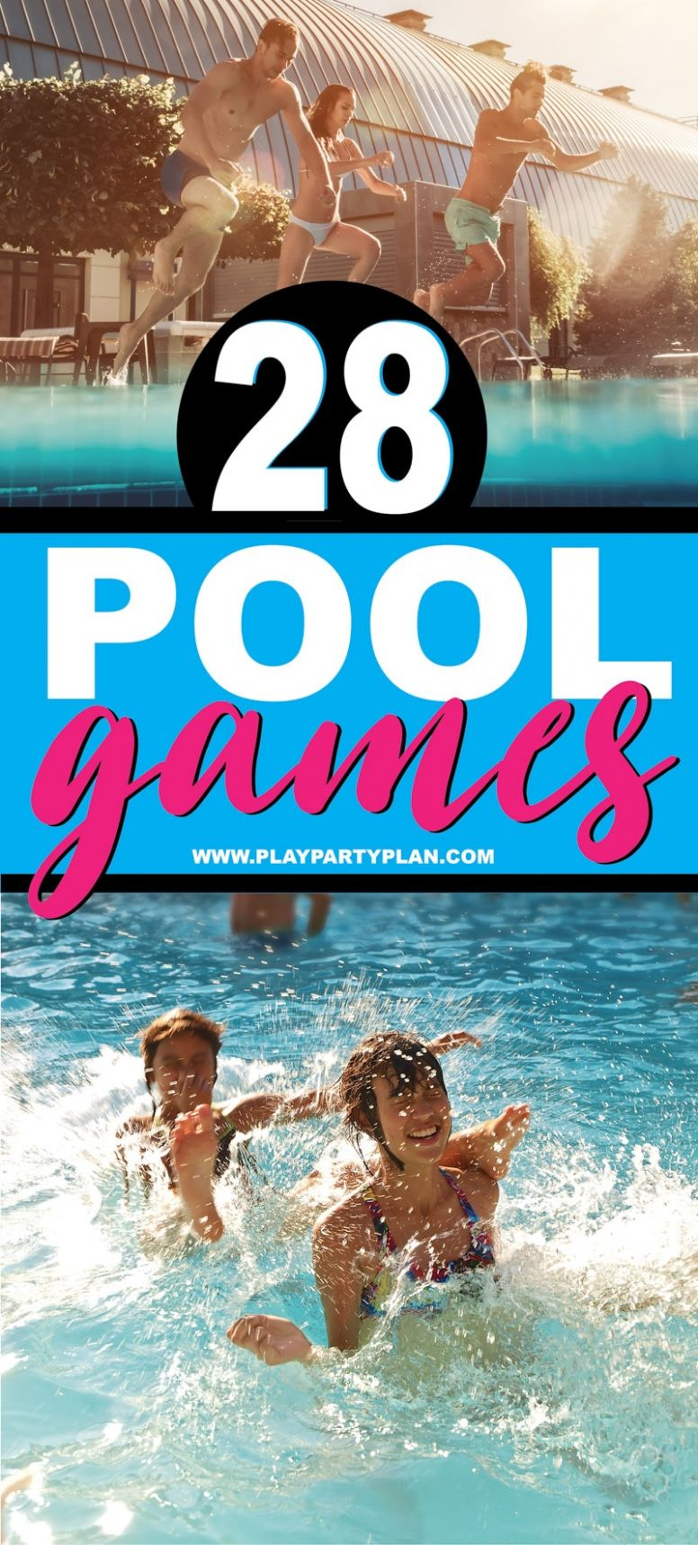 9 Swimming Pool Games Everyone Will Love - Play Party Plan