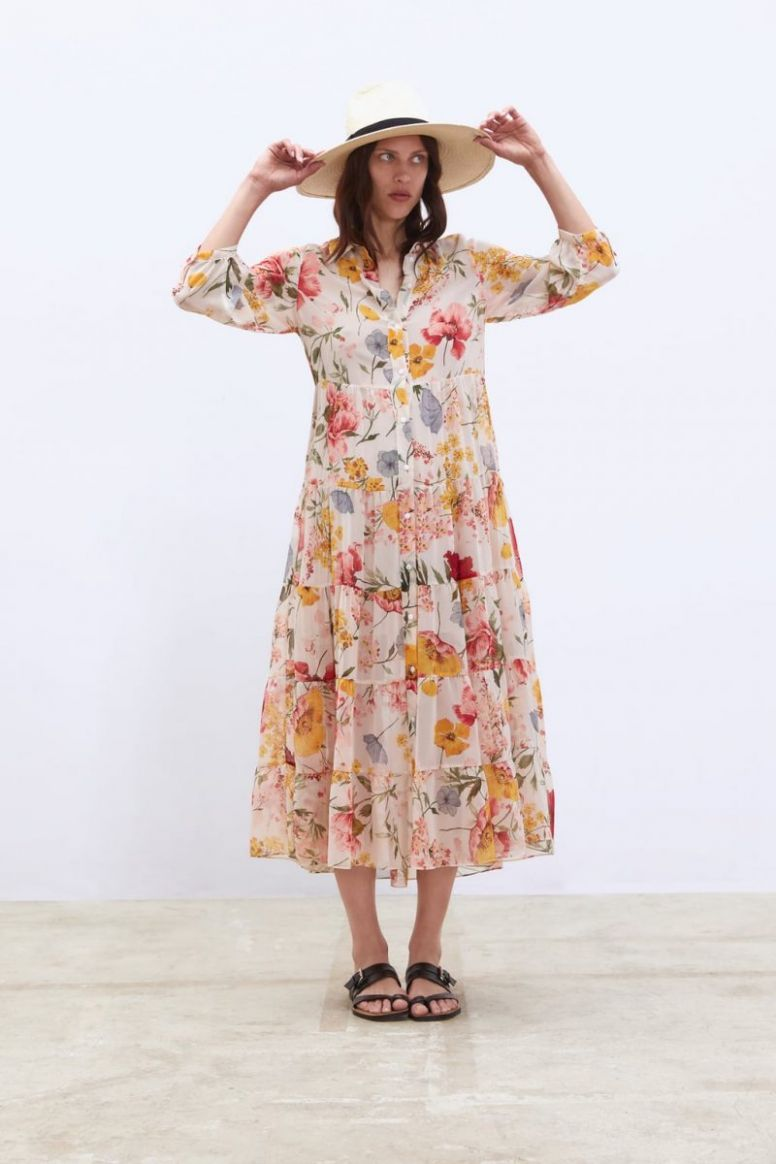 9 Throw-It-On-And-Go Spring Dresses | Chatelaine - spring dress zara