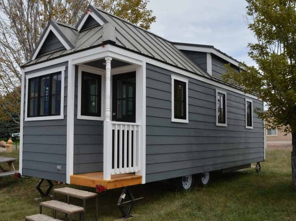 9 tiny house plans for a DIY tiny home - The Wayward Home - tiny house on wheels plans