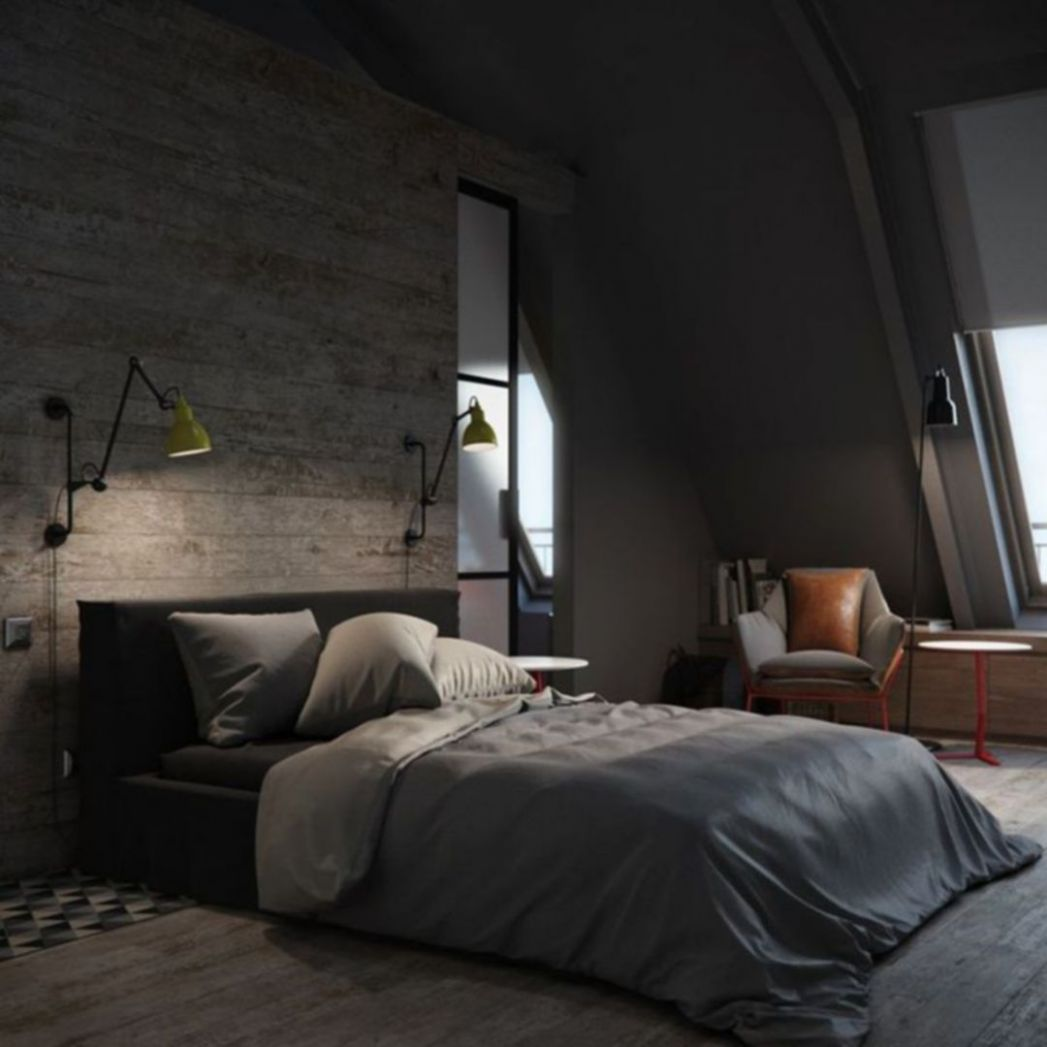 9 Top Stylish Bachelor Pad Bedroom Ideas for Cool Men - DEXORATE - apartment decorating ideas male