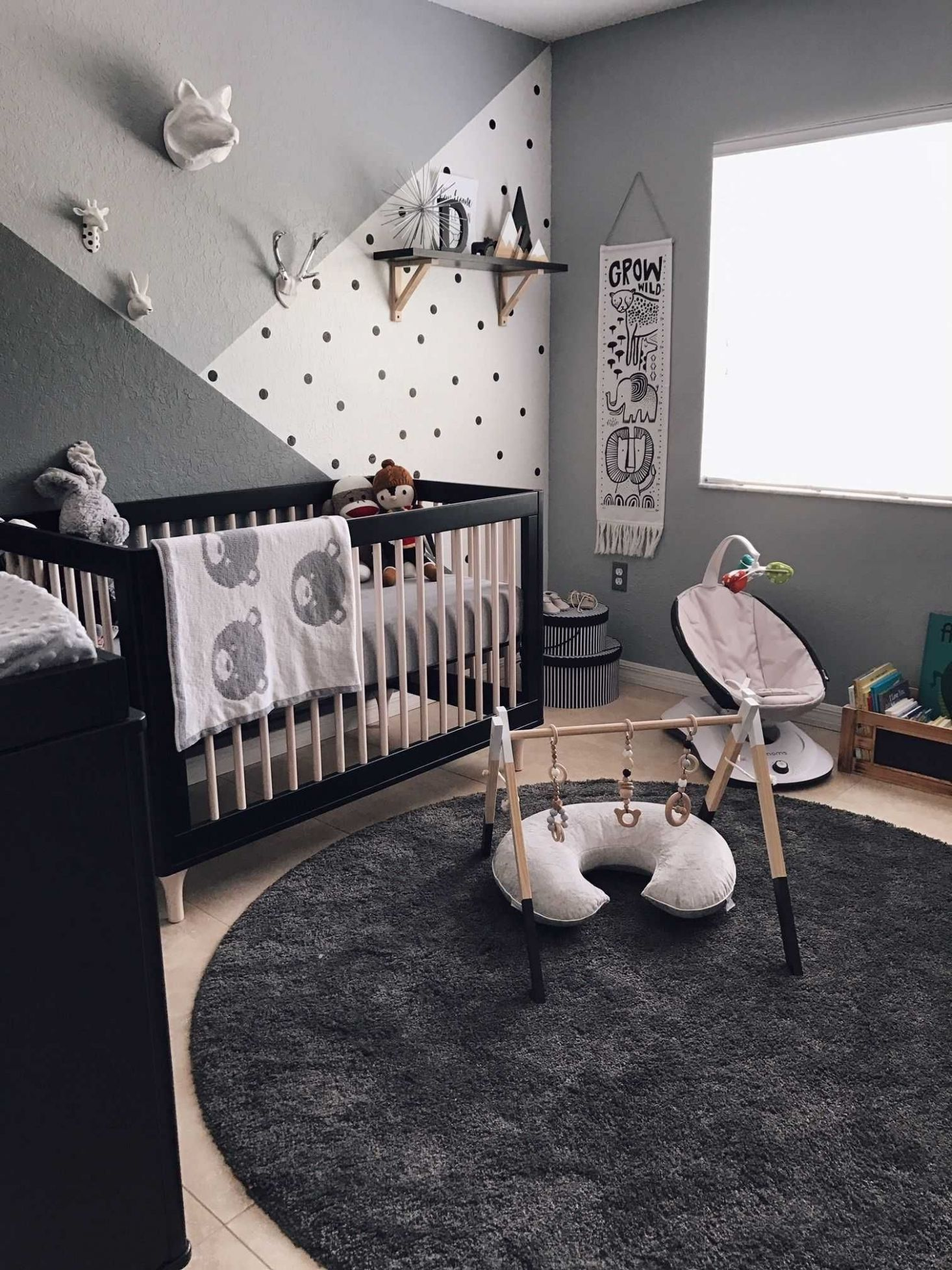 9+ Unordinary Nursery Room Ideas For Baby Boy - GAGOHOME