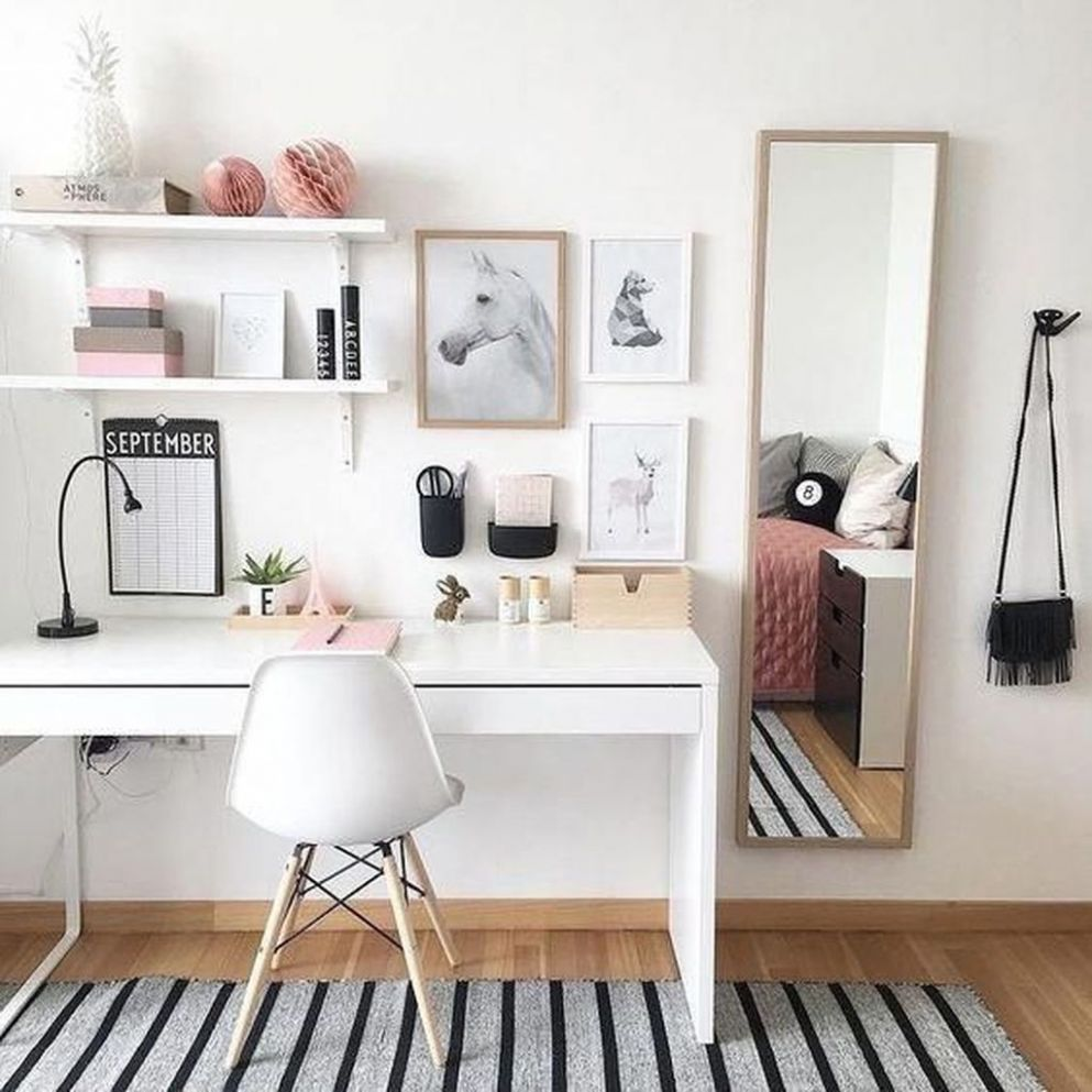 9 Unusual Home Office Decoration Ideas For You - ZYHOMY - home office makeover ideas
