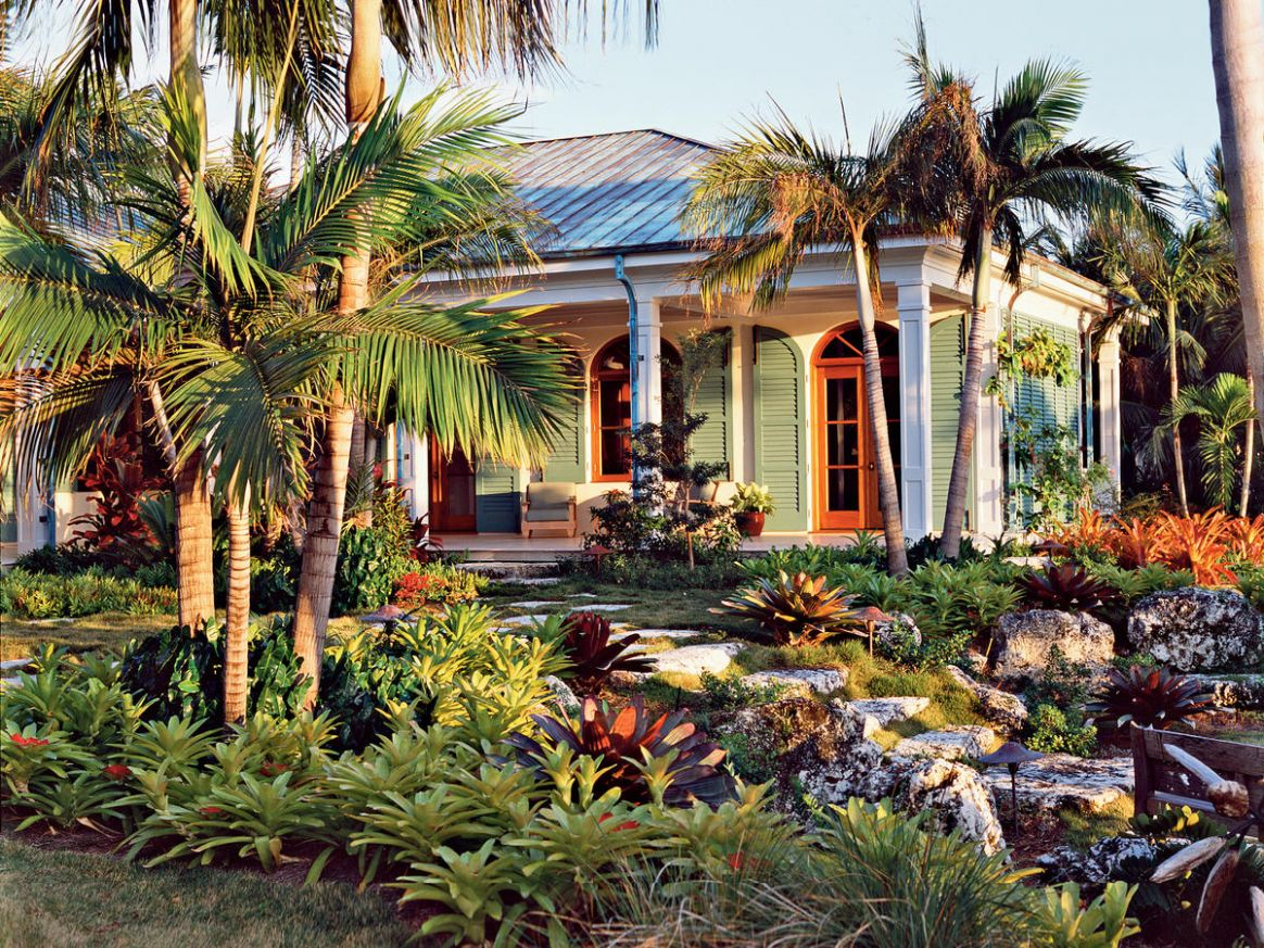 9 Ways to Create a Backyard Oasis | Coastal Living - jungle backyard ideas