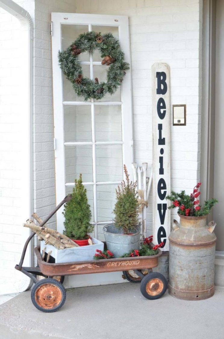 9 Wonderful Christmas decorating ideas for magical outdoor spaces ..