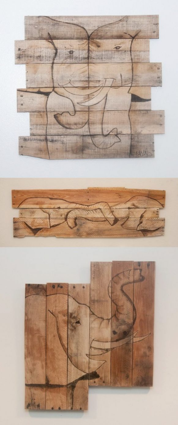 9 Wooden Wall Decor Art Finds To Help You Add Rustic Beauty To ..