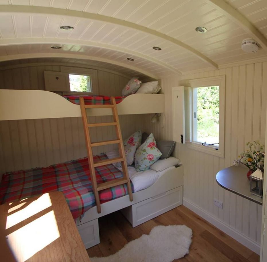 A home from home shepherd's hut holiday rental | Shepherds hut ...