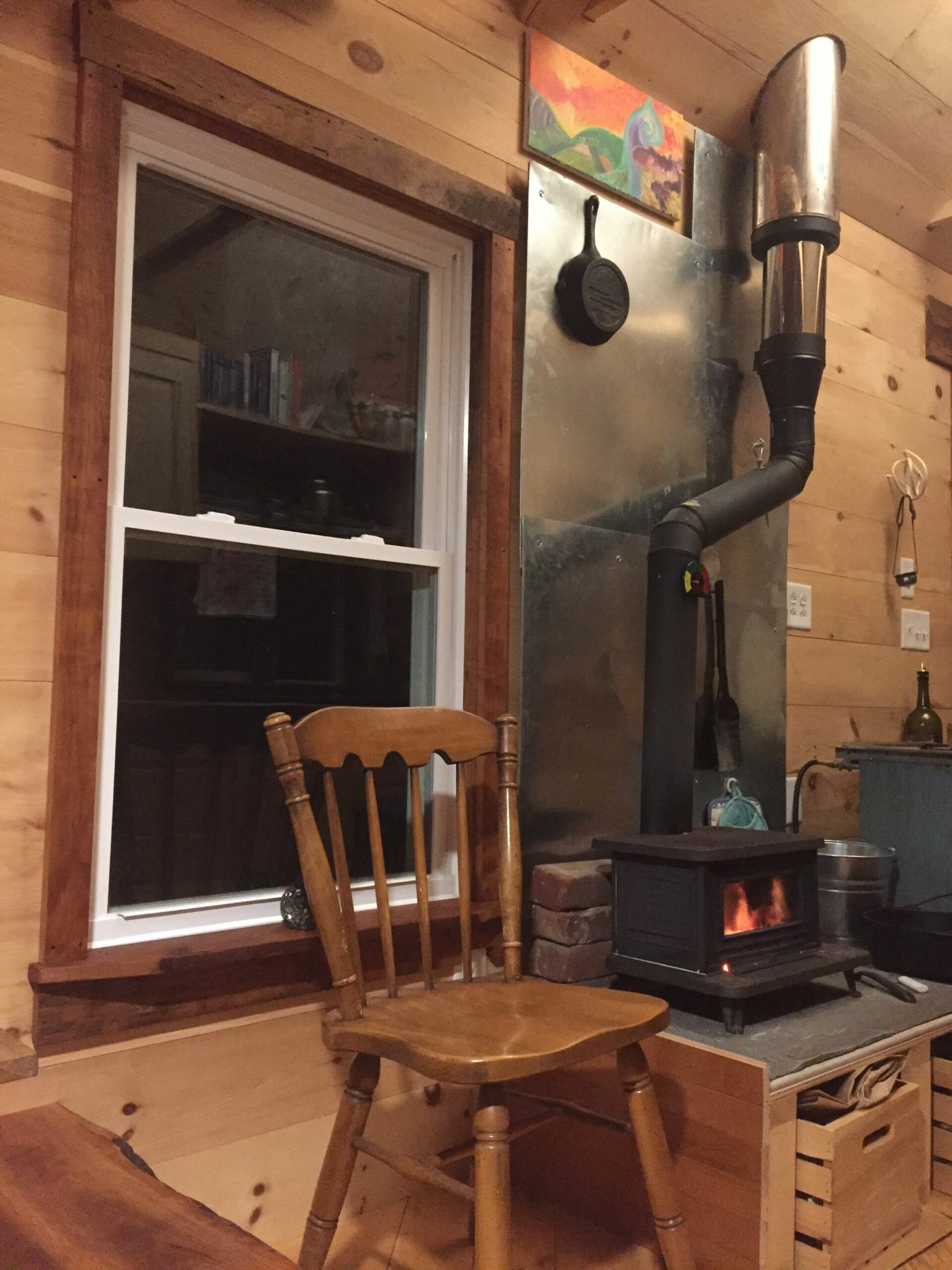 A Performance Analysis of my Little Cod Wood Stove: a NY Winter in ...