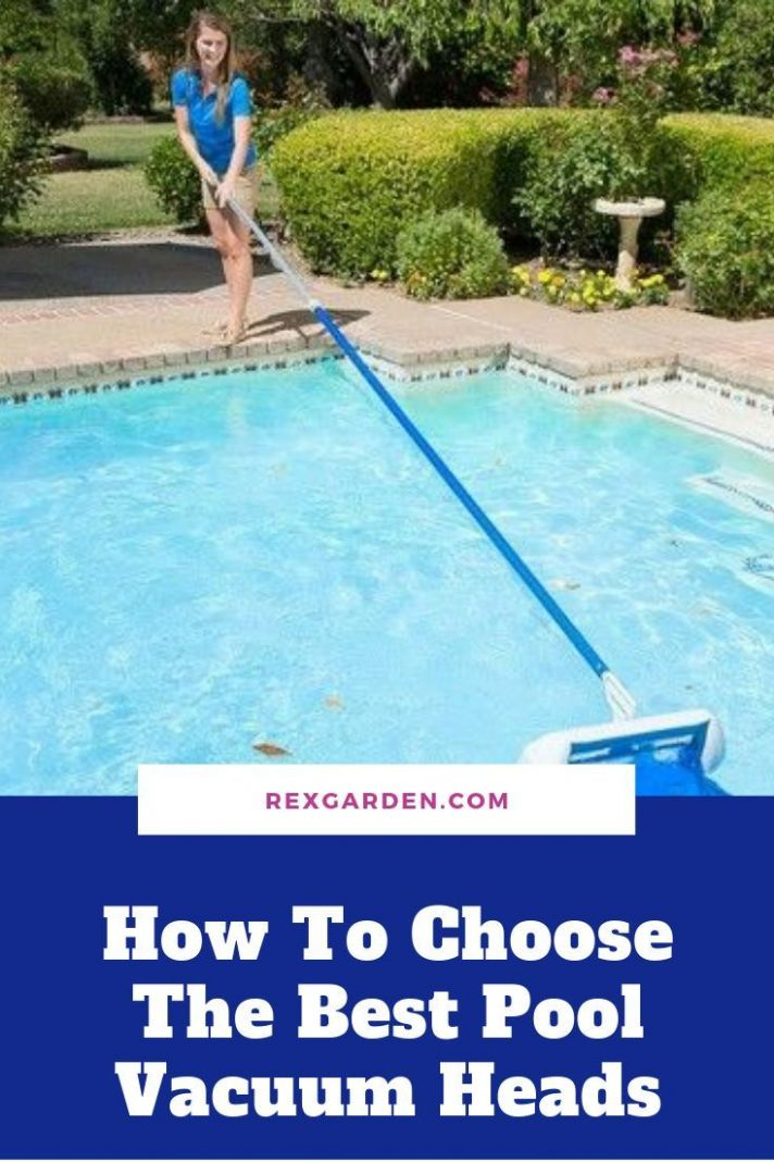 A pool vacuum head plays an important role in swimming pool ...