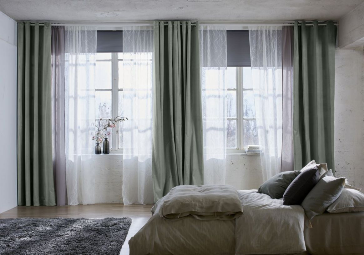 A Simple Guide on Choosing The Right Bedroom Curtains - bedroom ideas curtains