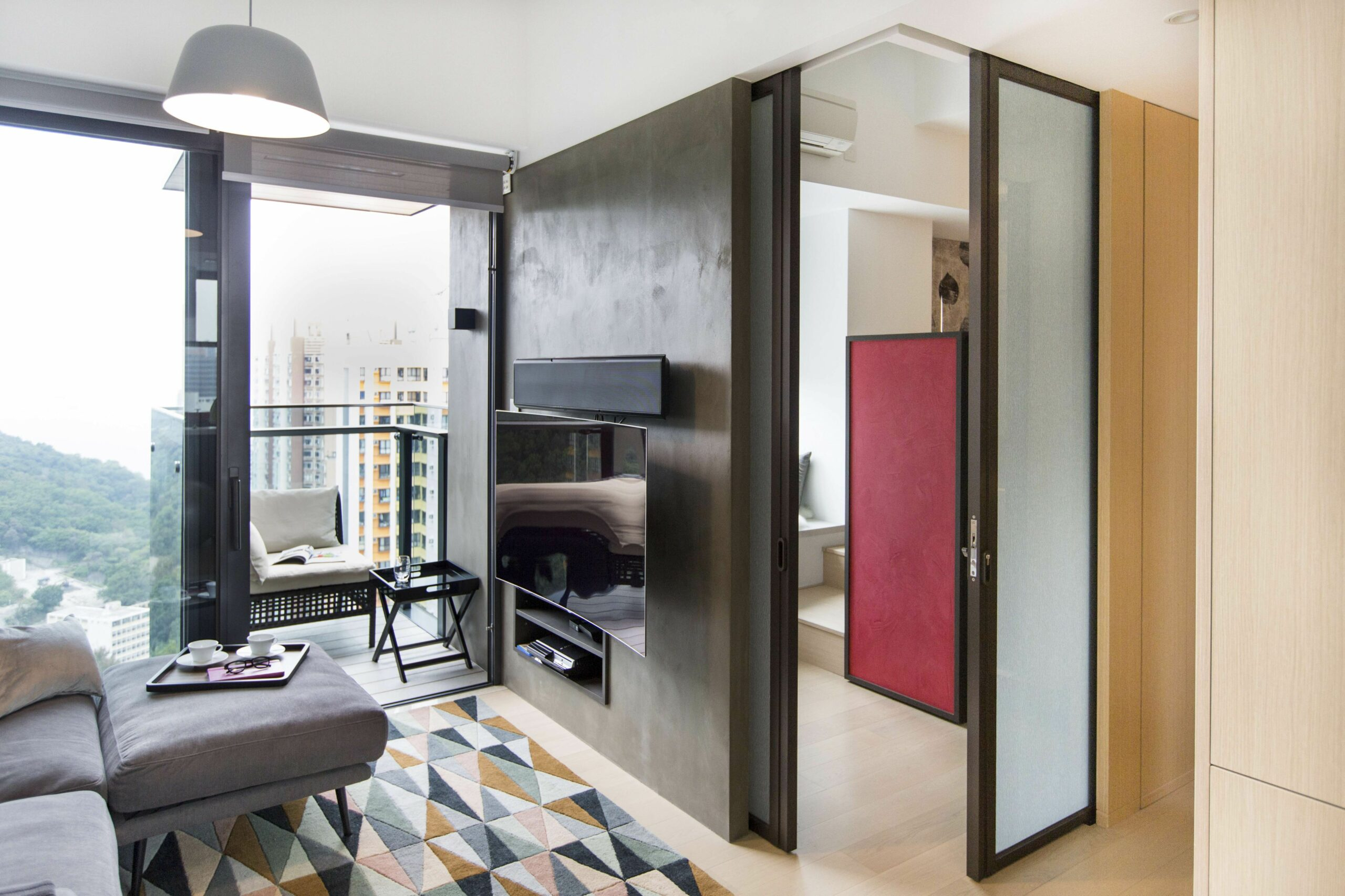 A small, smart Hong Kong apartment packed with personality   South ...