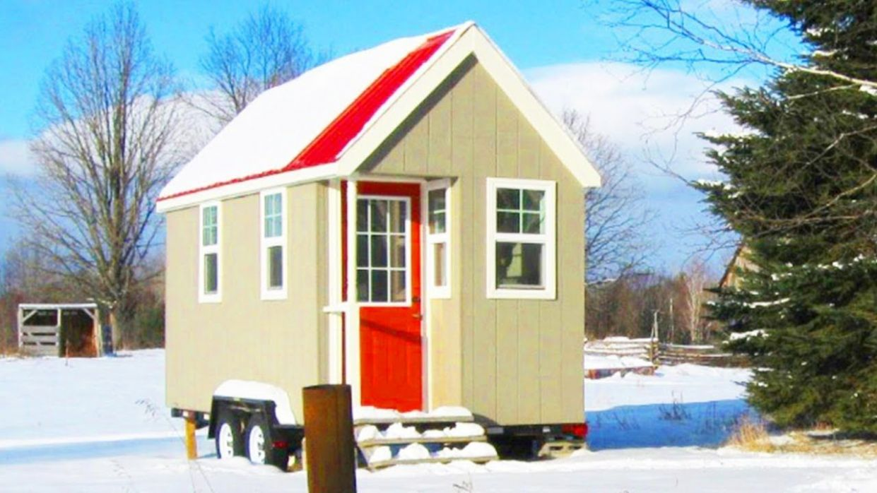 Absolutely Stunning $12k Tumbleweed Tiny House For Sale in Ottawa ...