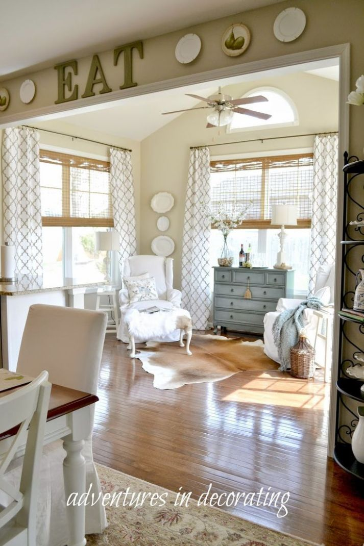 Adventures in Decorating I WANT A LITTLE SUNROOM JUST LIKE THIS ..