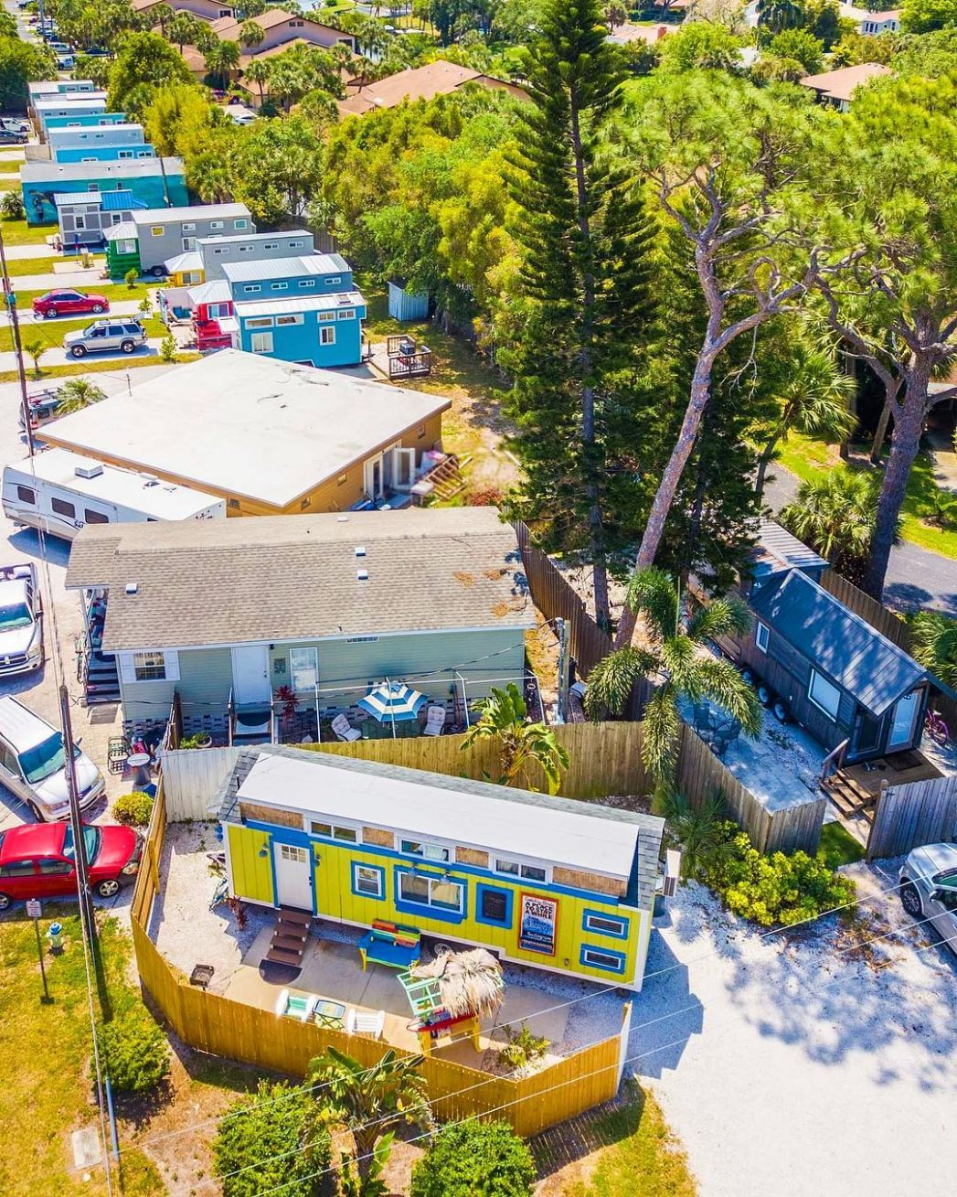 Affordable Rentals In Florida Include A Tiny House Resort Near ..