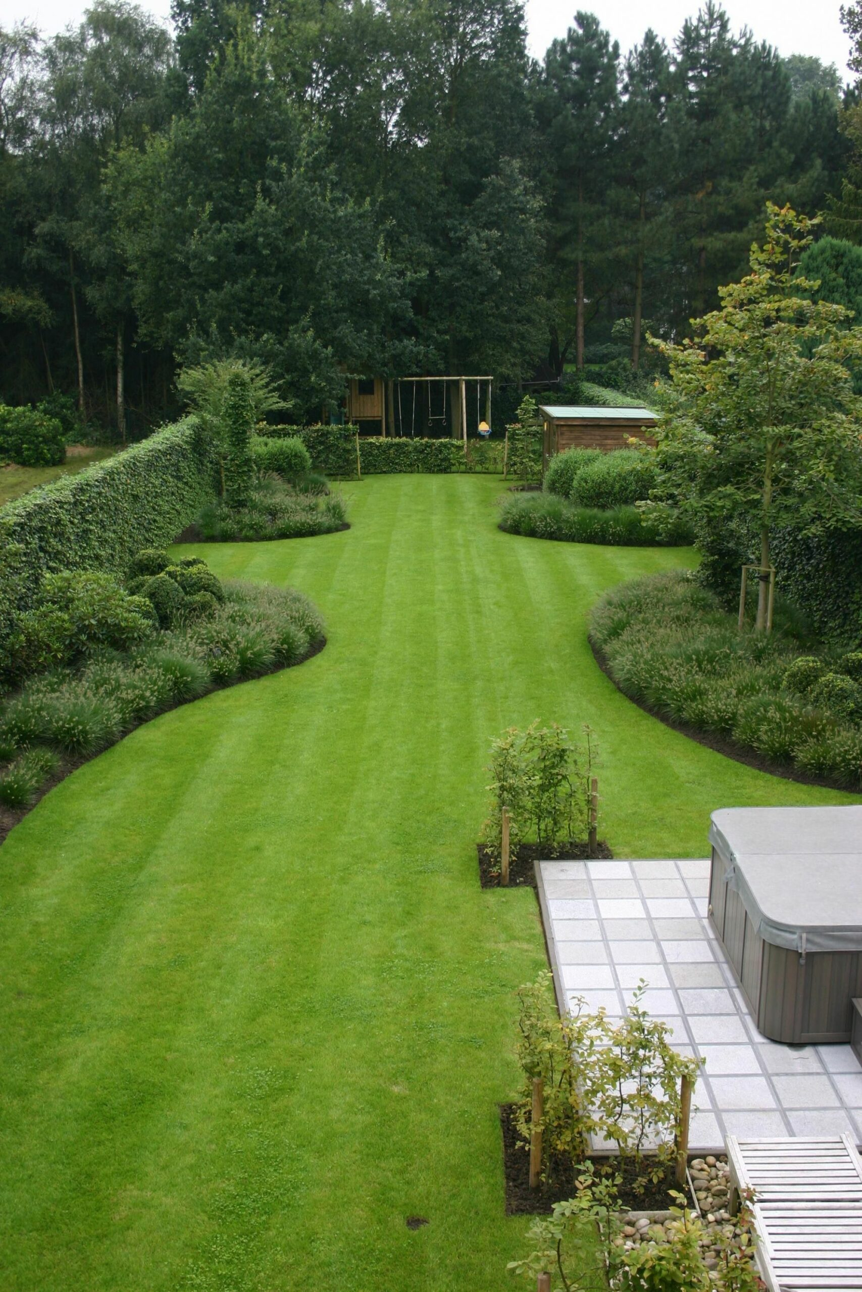 All about backyard landscaping ideas on a budget, small, layout ..