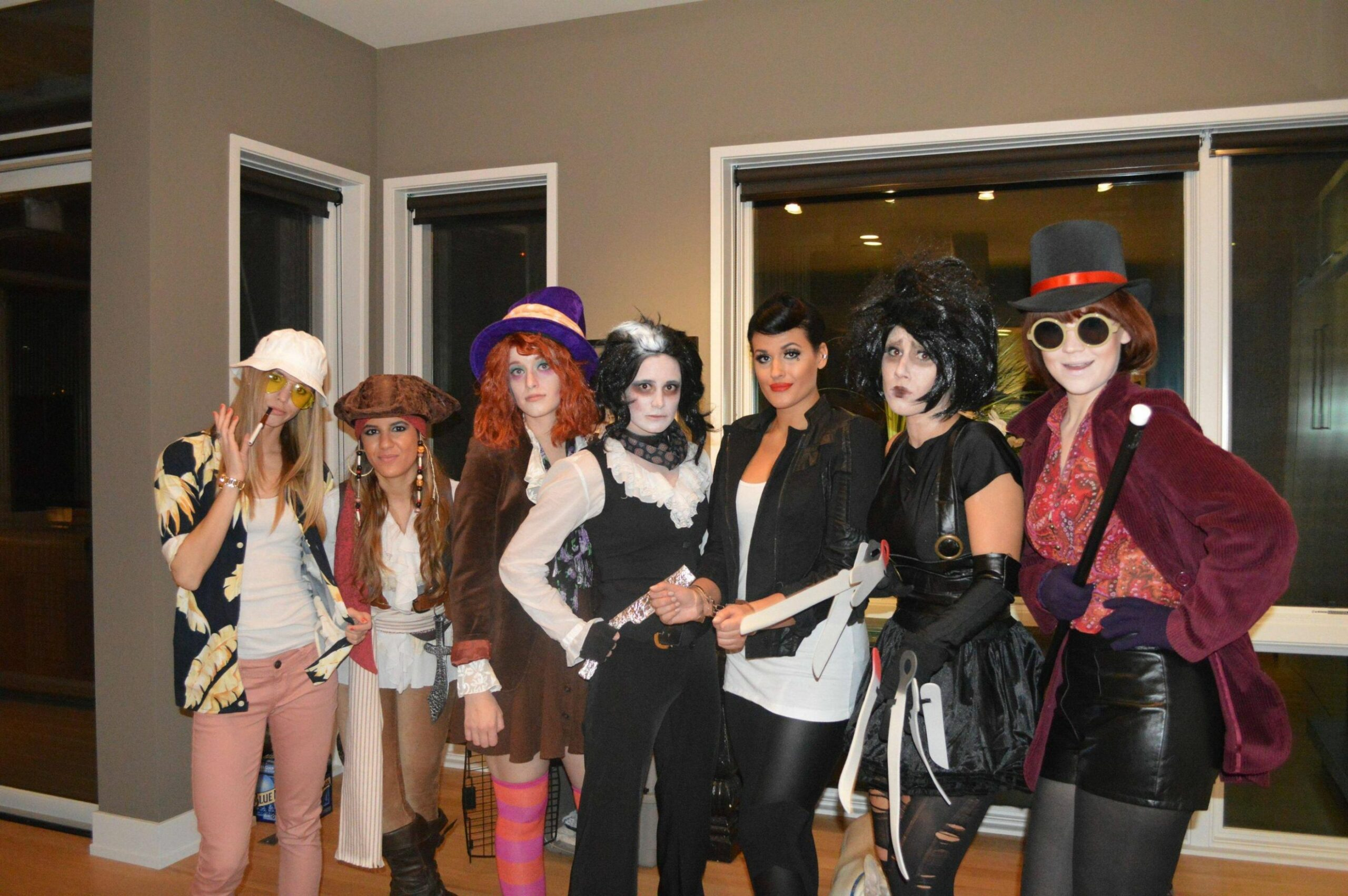 All-time 8+ Best Halloween Group Costume Ideas ⋆ BrassLook - halloween ideas no one thinks of