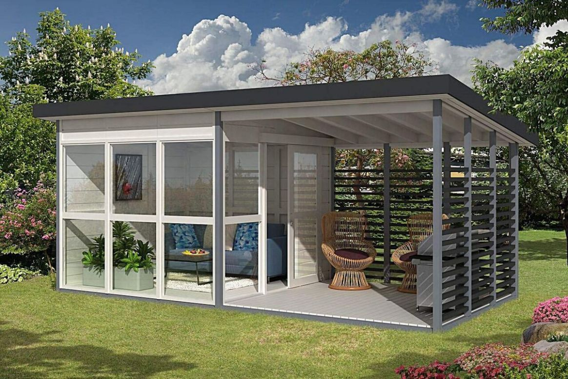 Amazon's viral $10K tiny house is back in stock - Curbed