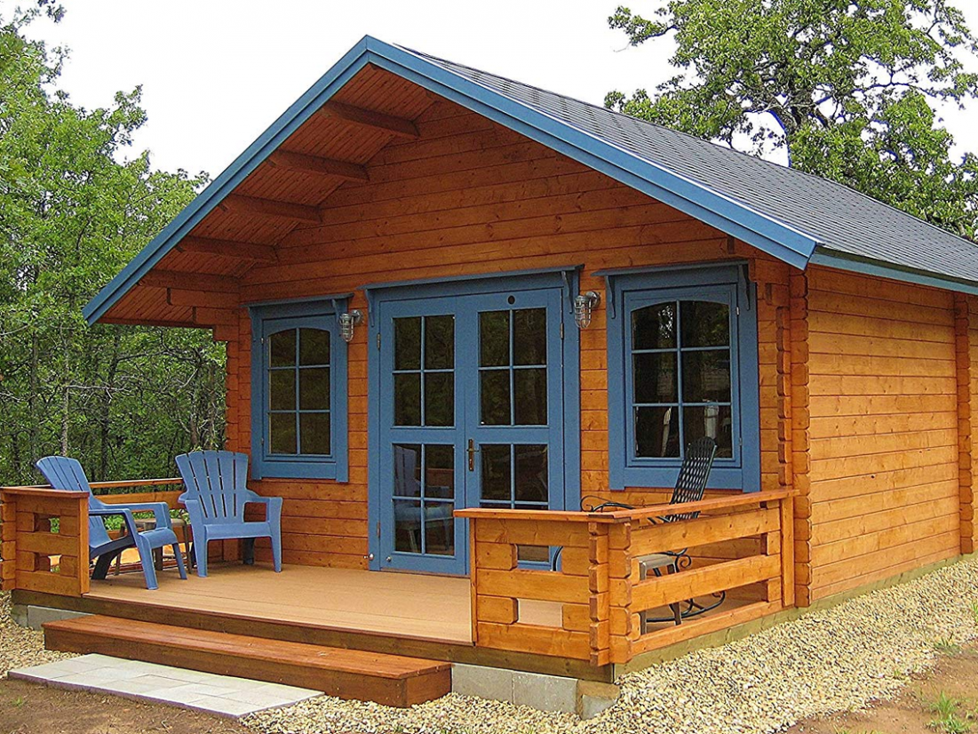 Amazon sells DIY tiny-home kits that take only 11 days to build ...