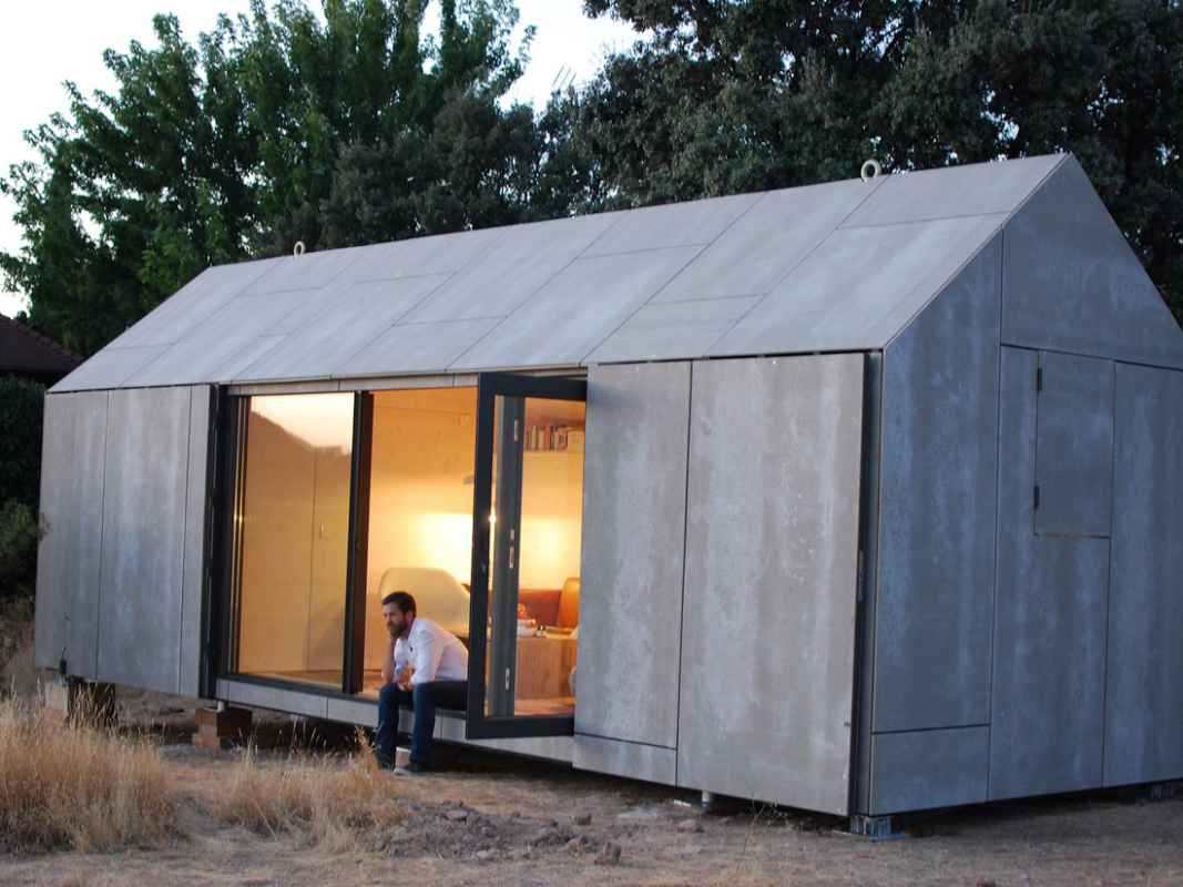 Amazon sells dozens of tiny houses you can build yourself ...