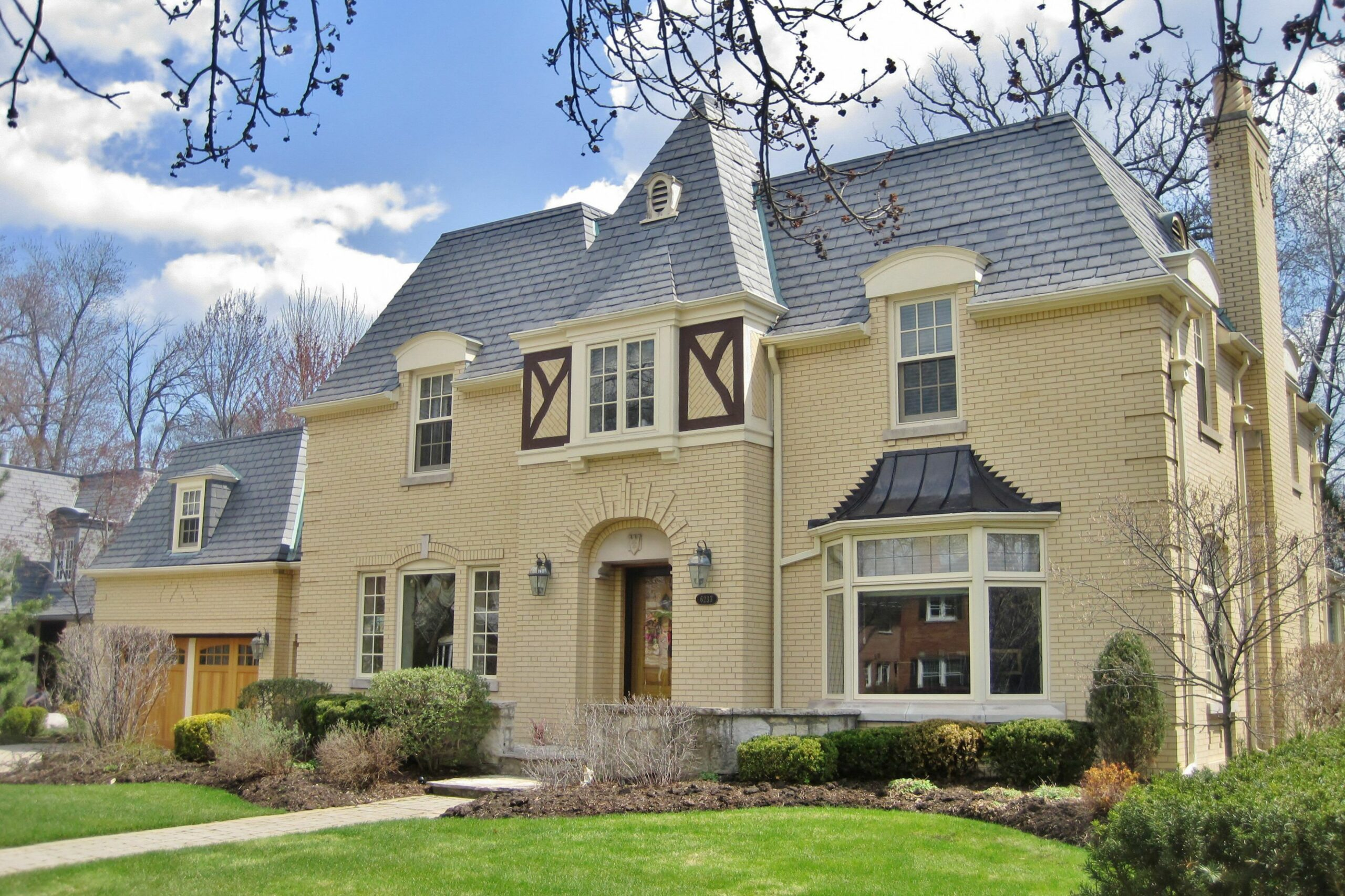 American Homes Inspired by French Designs