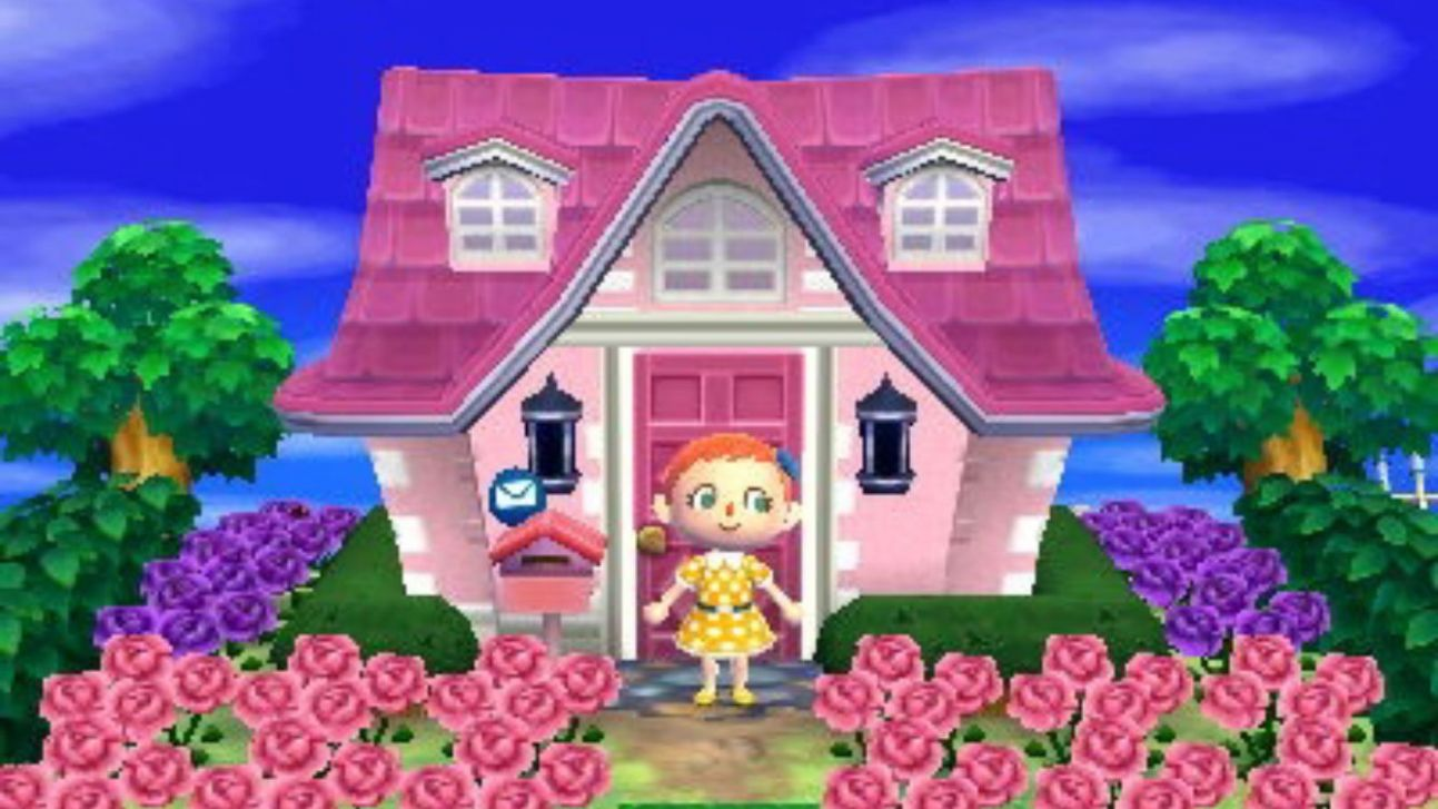 Animal Crossing New Leaf House Exterior | Animal crossing, Poster ..