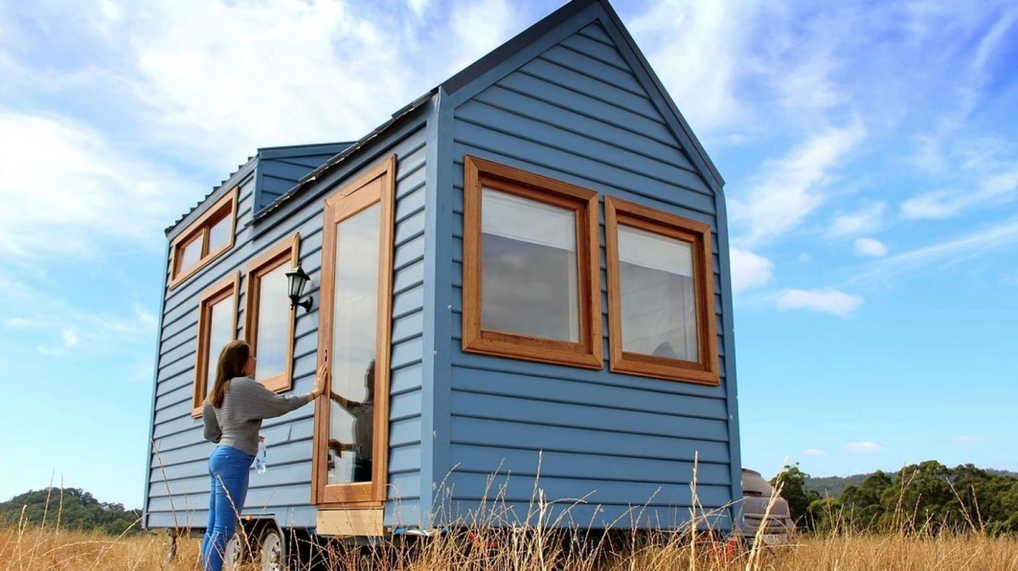 Another giant leap for small-scale living: Tiny house village ..