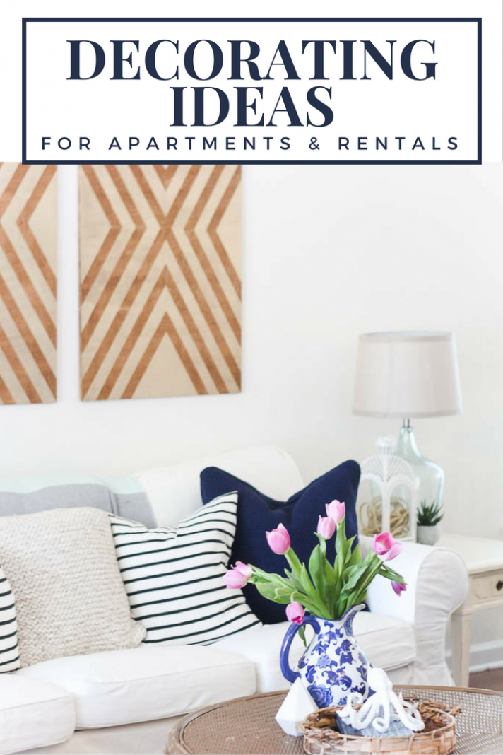 Apartment Decorating Ideas - How to decorate a rental like it's ...