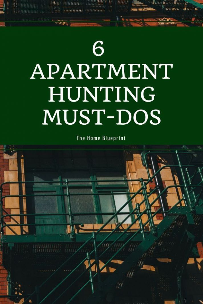 Apartment Hunting: 10 Key Considerations - The Home Blueprint ...
