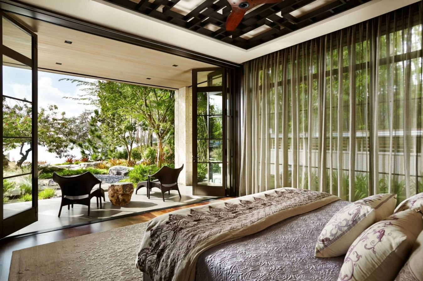 Asian Inspired Home by Mary Washer Designs | HomeAdore