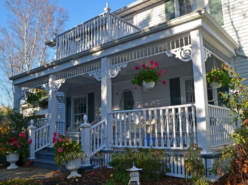 Astounding Top 9 Beautiful Victorian Porch Ideas For Your Home ...