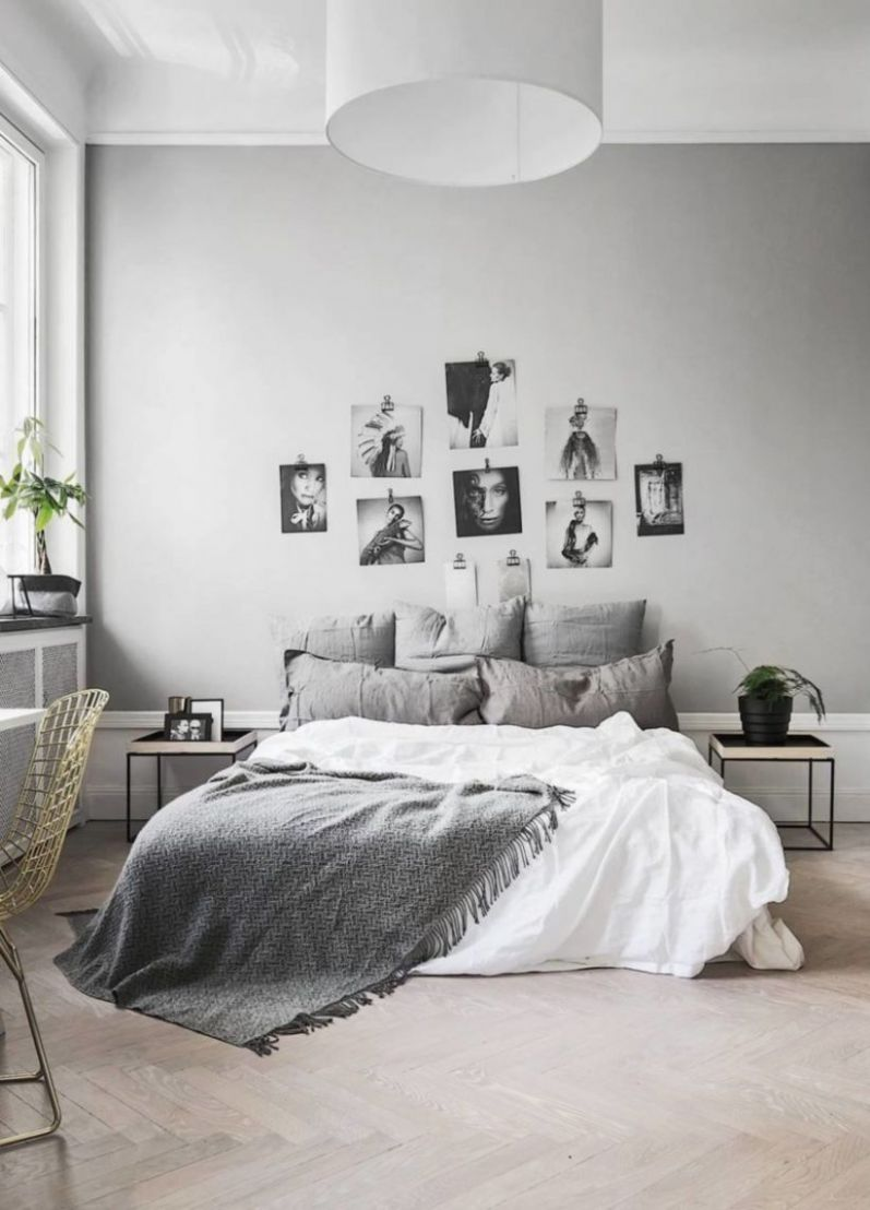 awesome 9 Simple and Minimalist Bedroom Ideas | Minimalist ...