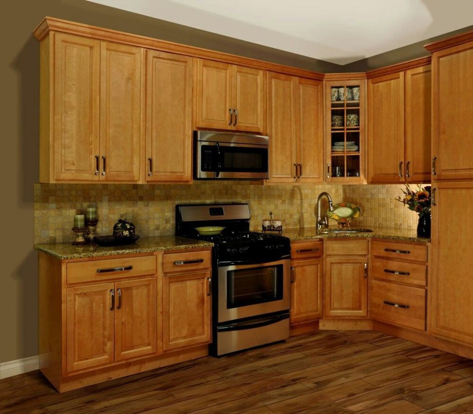Awesome Design Ideas For Kitchen Cabinets | Küchenboden, Dunkler ..