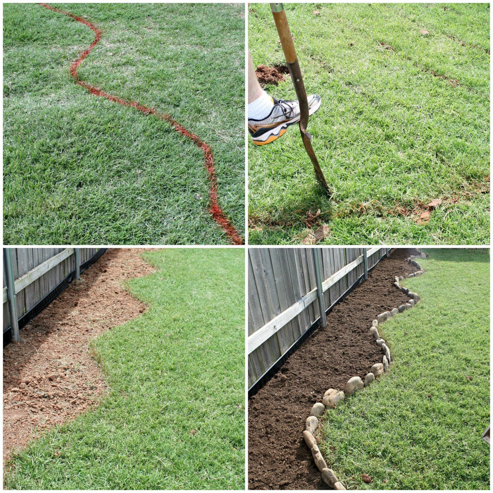 Awesome DIY Backyard Makeover | Backyard makeover, Landscaping ..