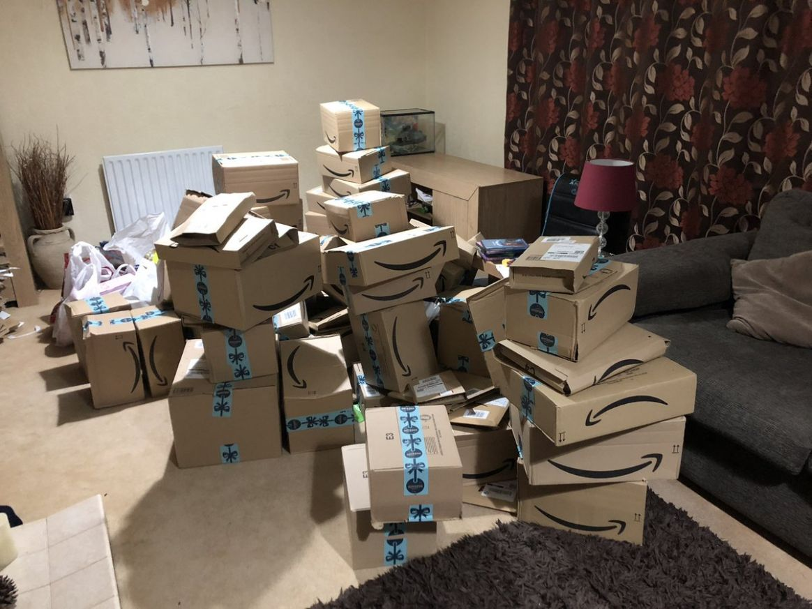 """Baby Bank Network Exeter on Twitter: """"Yesterdays delivery!!! I ..."""