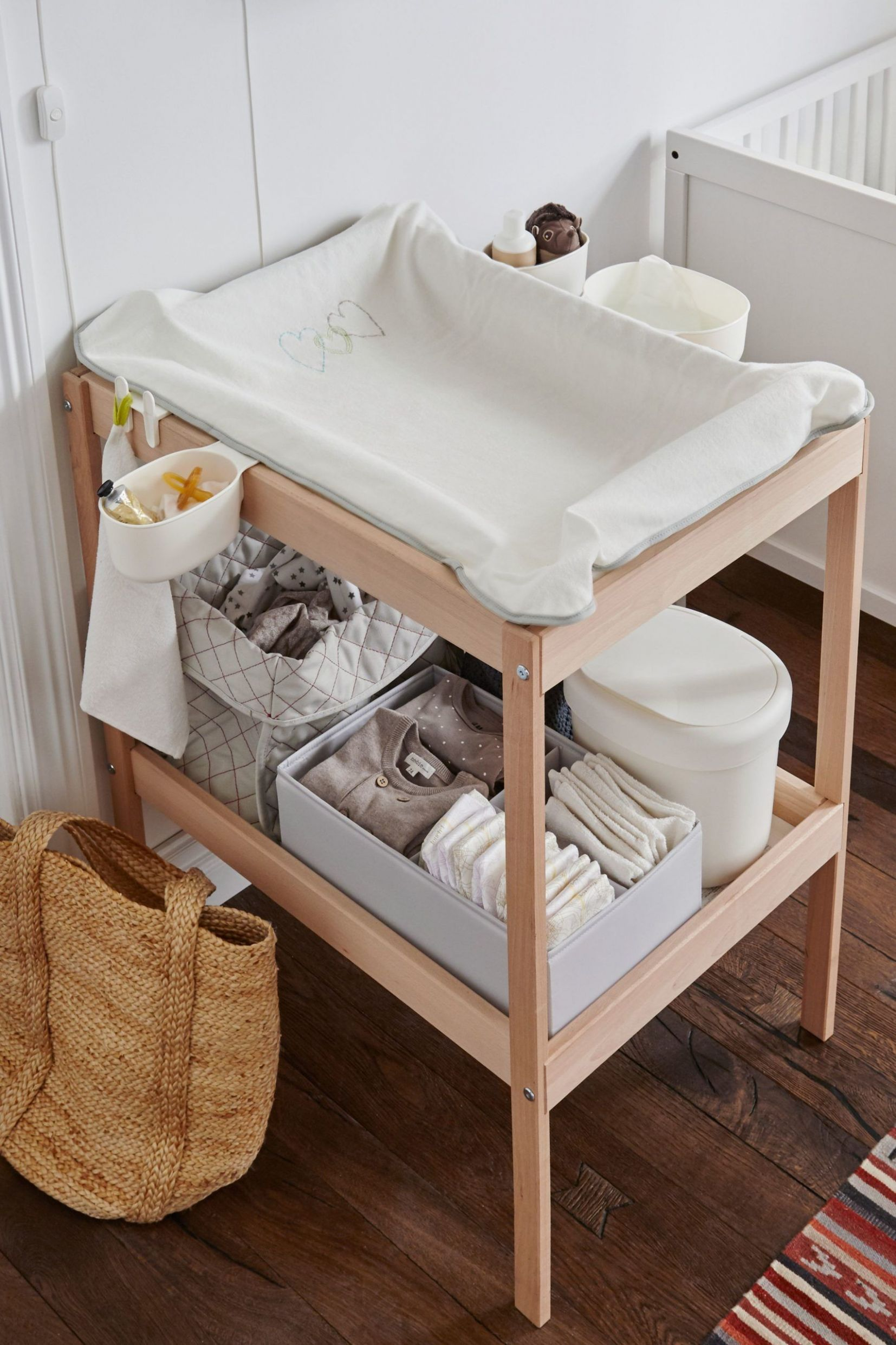 Baby equipment for the baby room in 12 | Baby zimmer ikea, Ikea ..