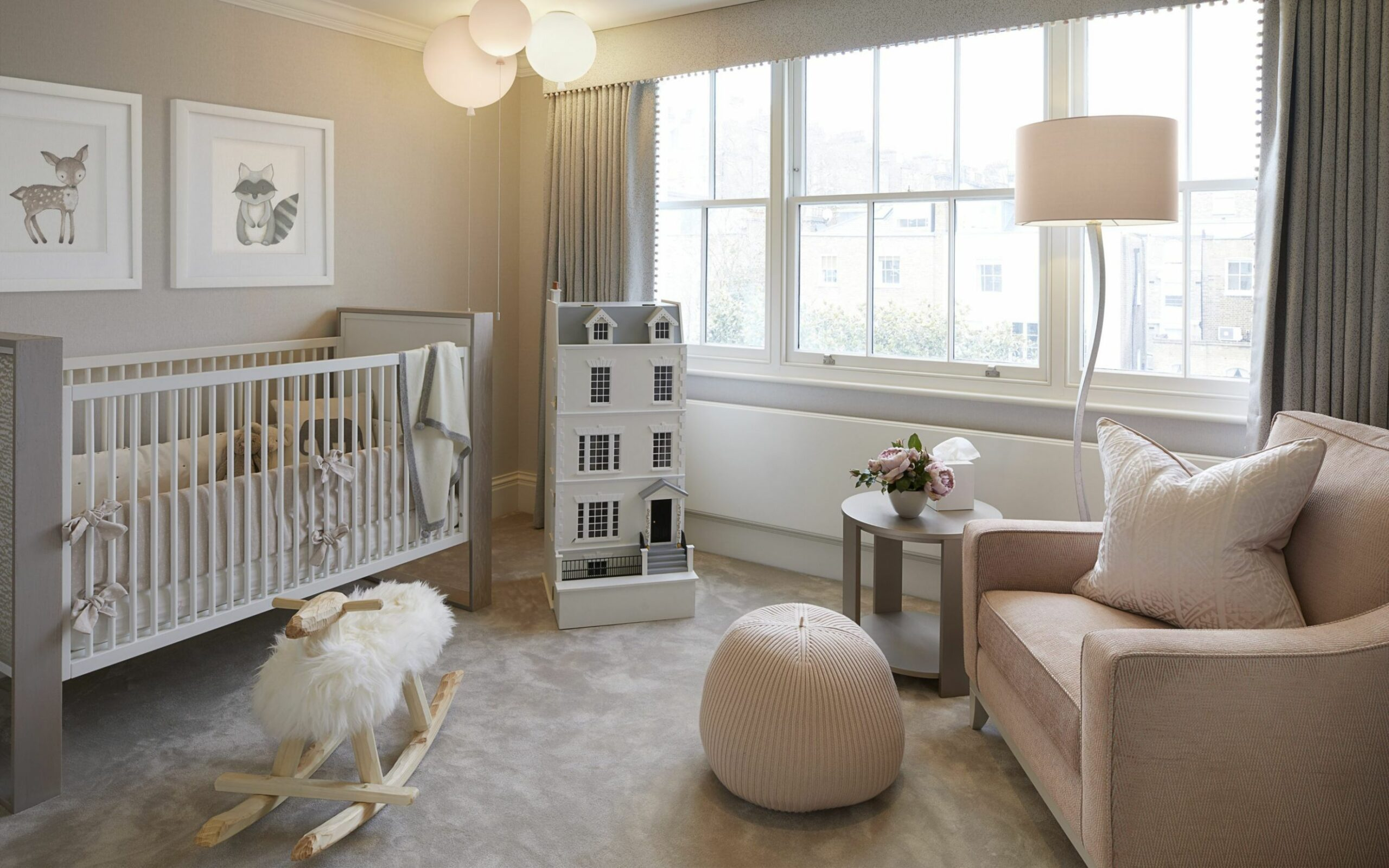 Baby Room Ideas | How To Decorate Your Nursery | LuxDeco.com