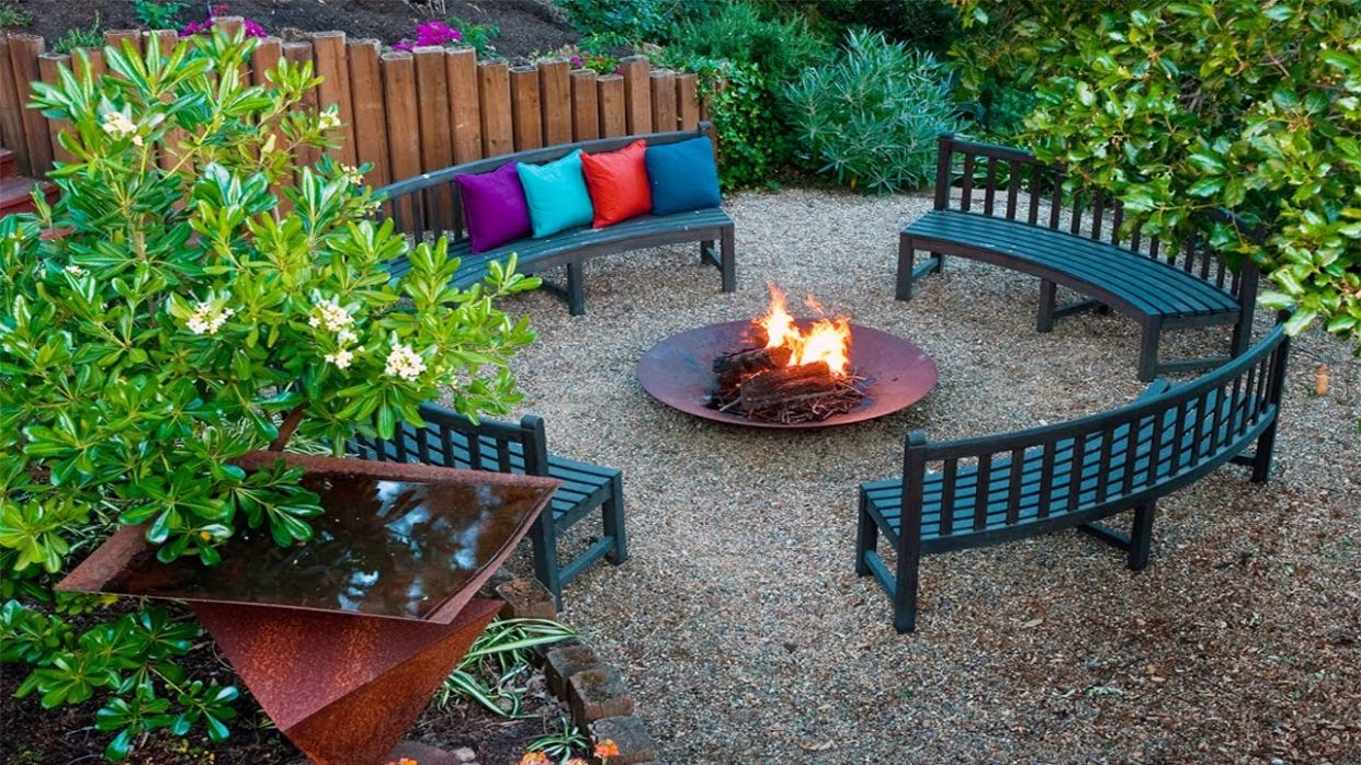 Backyard Ideas On A Budget Pinterest - backyard ideas on a budget pinterest
