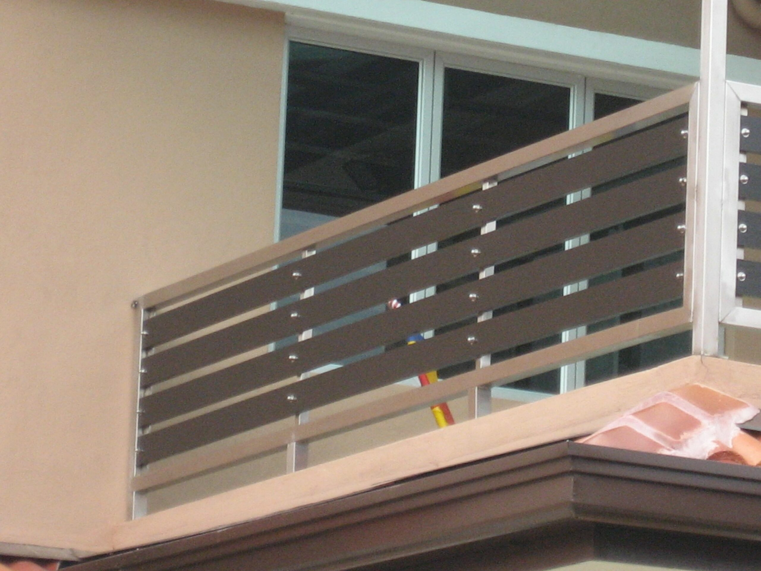 Balcony Railings Designs Modern Homes With Garden Design Home ...