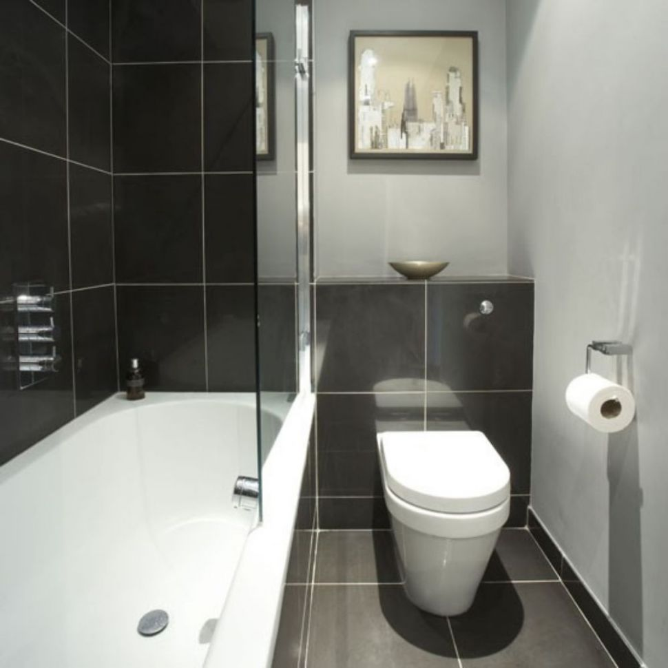 bathroom design ideas adelaide | Small bathroom, Monochrome ..