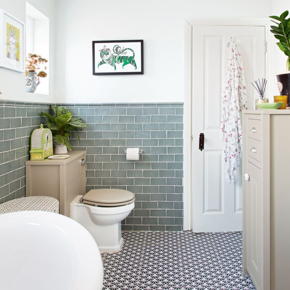 Bathroom ideas, designs and inspiration in 9 | Traditional ...