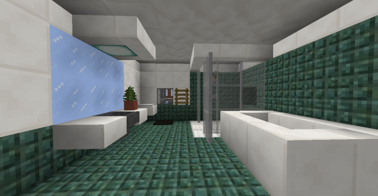 "Bathroom Ideas Minecraft Giving a ""whole family"" allowance is a .."