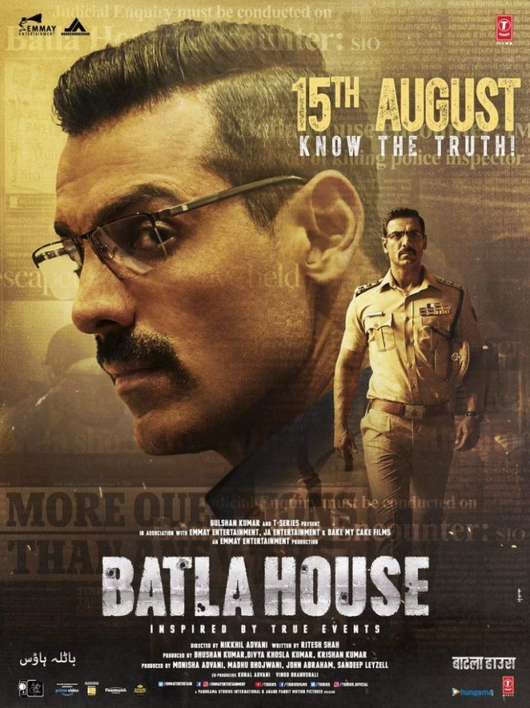 Batla House 12st Weekend Box Office Collection