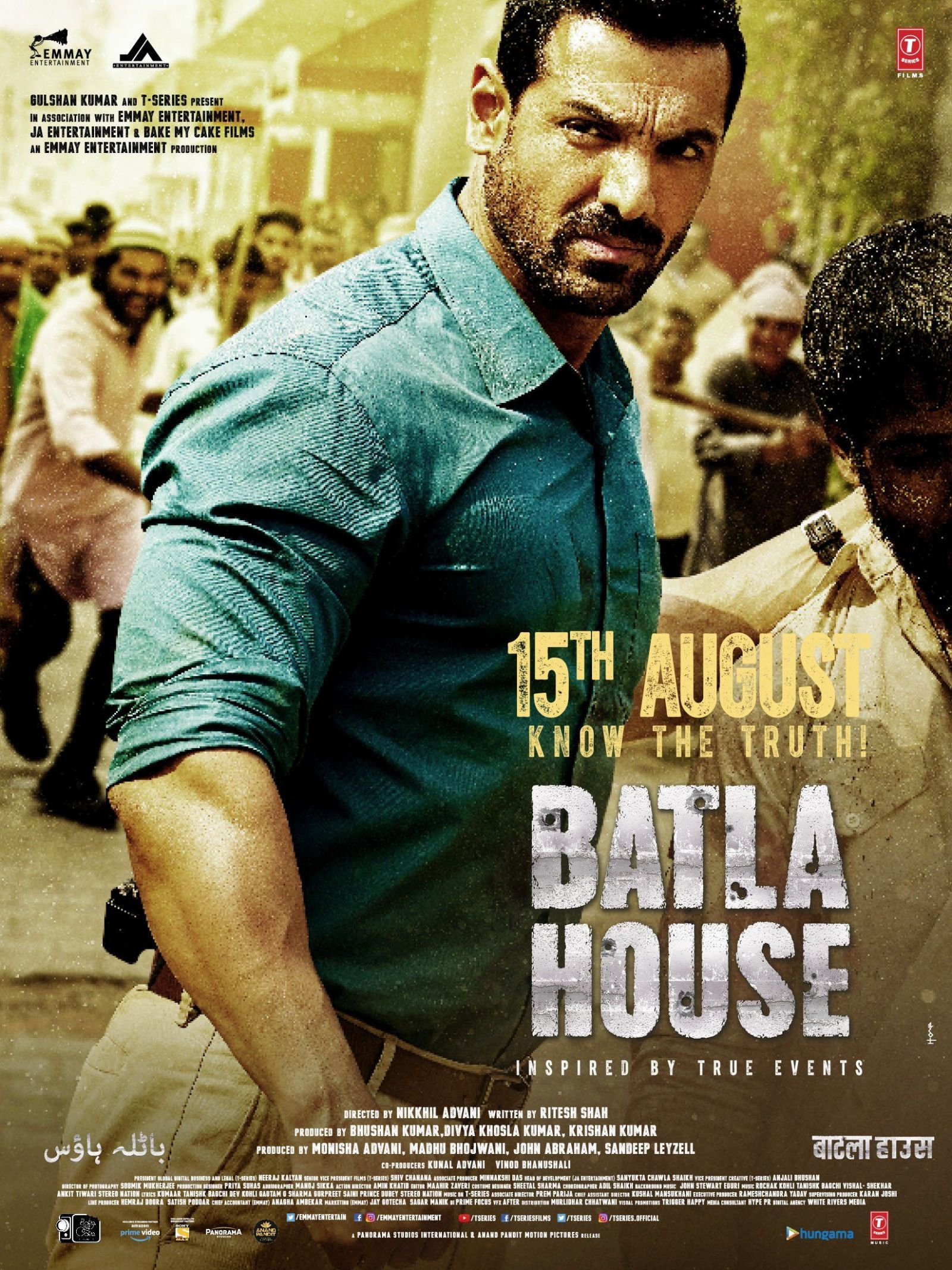 Batla House is an upcoming action film. This movie is Based on the ..