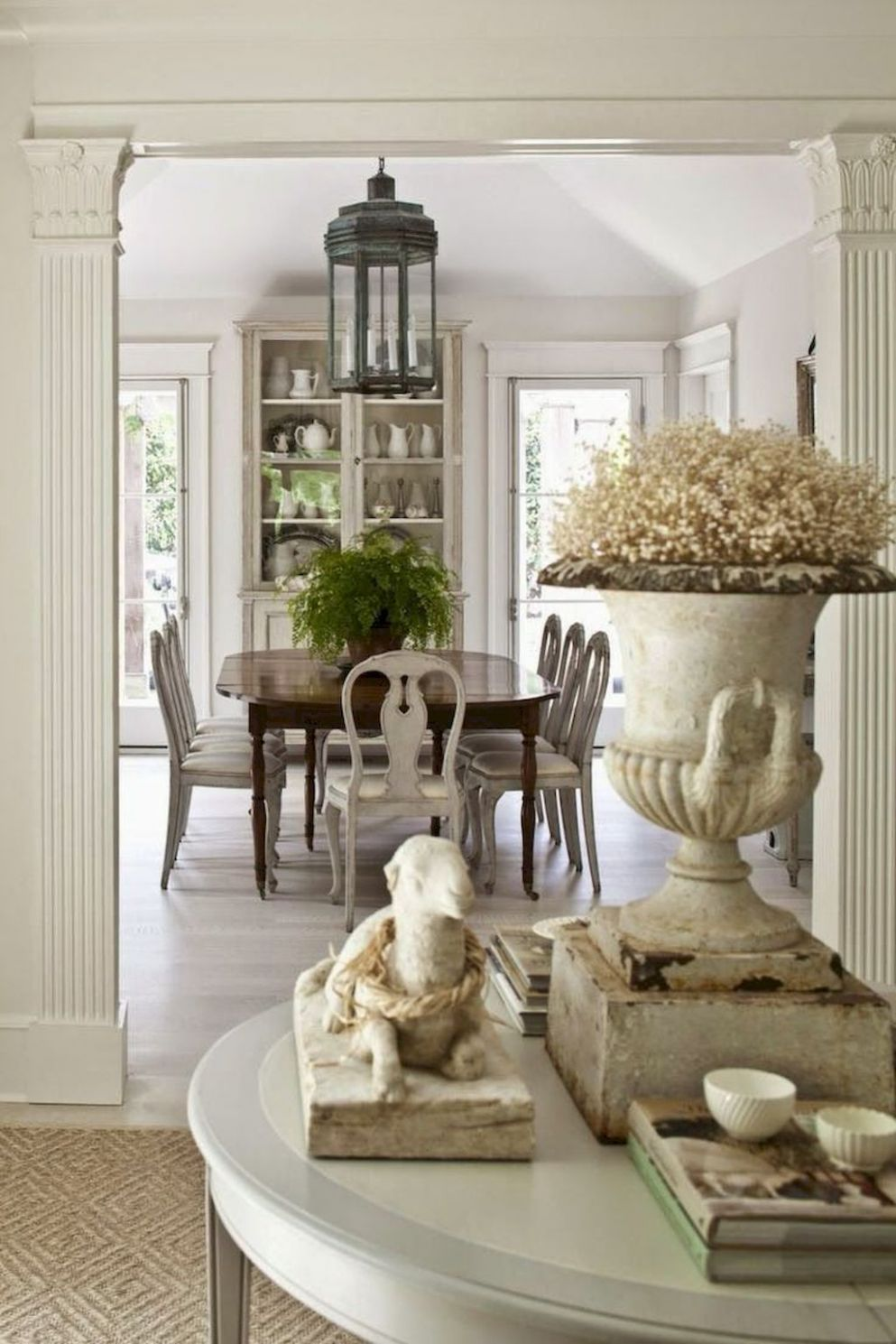Beautiful french country dining room ideas (9) | Französisches ..