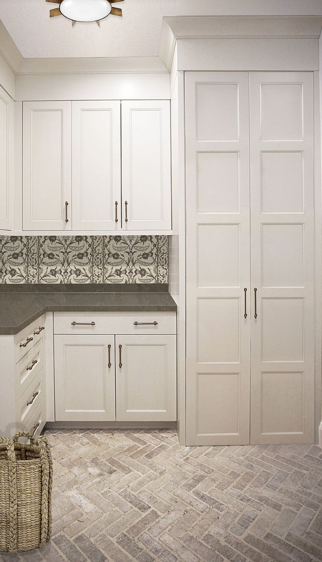 Beautiful Laundry Room Tile Design Ideas (10 | Laundry room tile ...