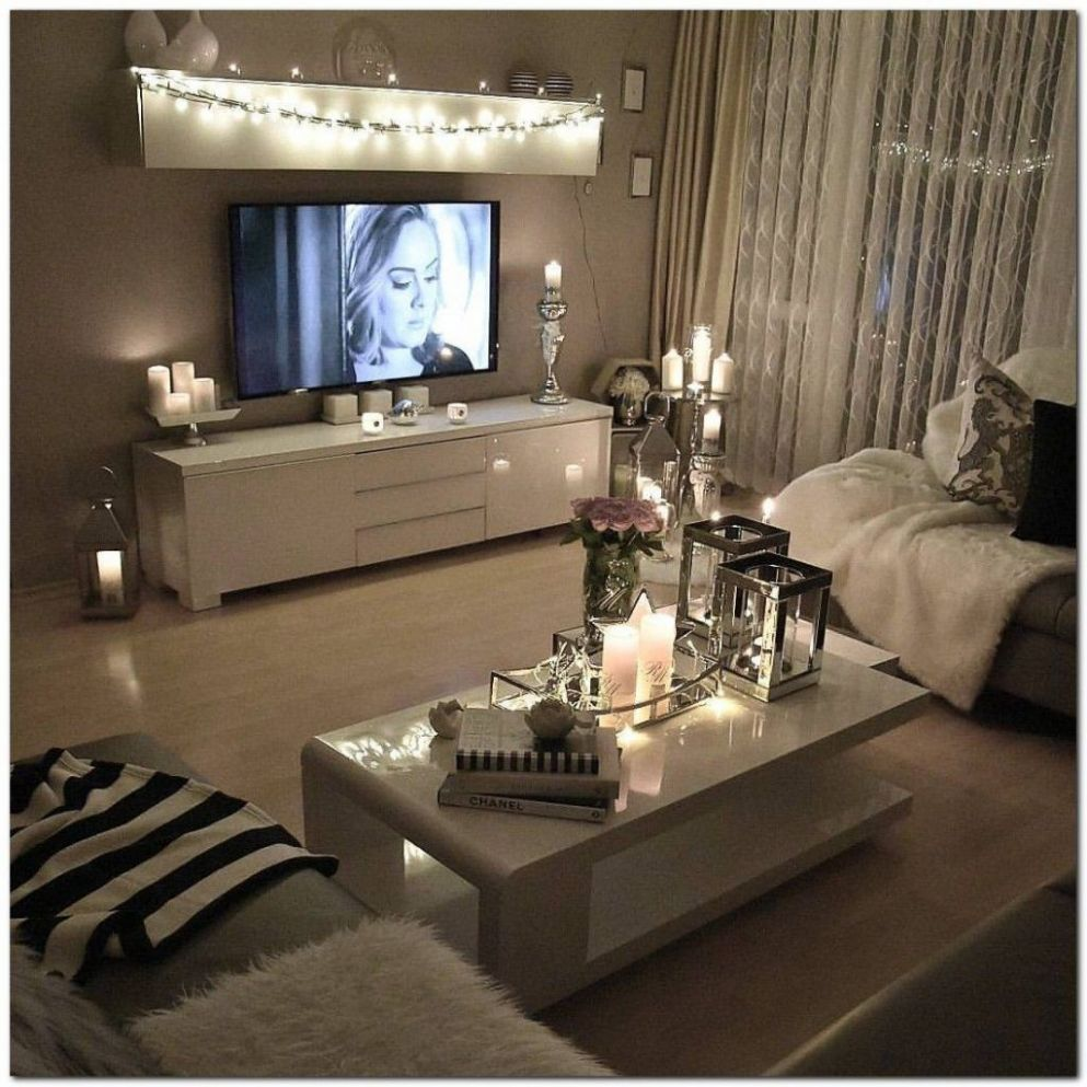 Beautiful New Apartment Decorating Ideas | Small apartment living ..