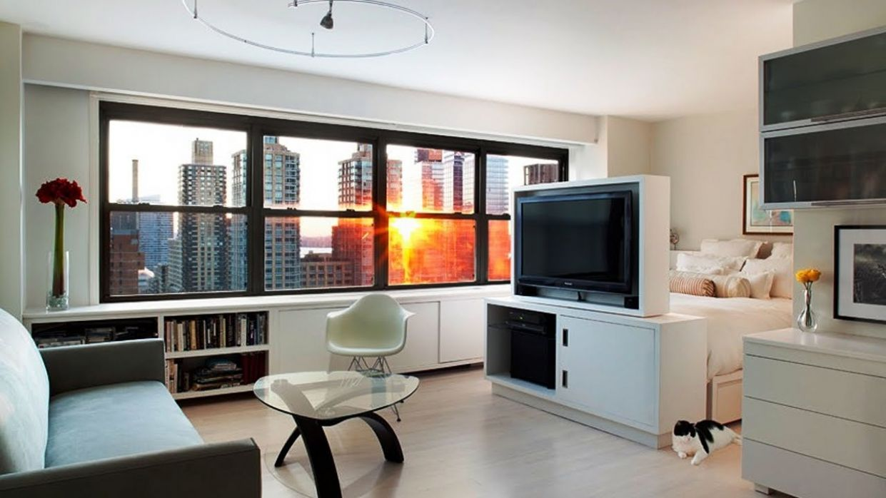 Beautiful Picture of Efficency Apartment Ideas - decorpass