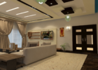 Bedroom Ceiling Design In Pakistan 12 | Tv lounge design, Lounge ...